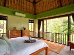 The feel of rural Bali pervades every room, leaving you feeling chilled and relaxed.