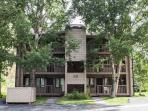 Gore Creek Meadows is located in East Vail, this building is not equipped with elevators.  A29 is located on the 3rd...