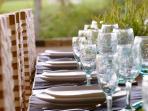 Puri Bawana - Dining table