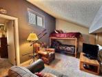 Upstairs Loft / Bedroom with Bunk