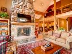 Spectacular Furnishings in this Cozy Lodge!