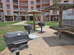 Community Grill Area-Perfect for Burgers or that Fresh Catch!