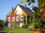 Thibault Villa France. Autumn