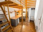 The Loft Bedroom - Office