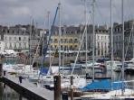 Spend a day in the coastal town of Vannes, good shops, fantastic restaurants, beach, coastal walks..