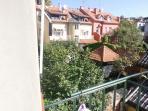 balcony view-kitchen