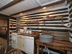 That Washboard Sink is Adorable!