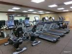 Brand new state-of-the-art Fitness Center - December 2015