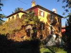 Autumn at Villa Maria Doria