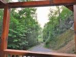 Gated Paved Road,  parking for 4 at the cabin,  more parking at the end of driveway!