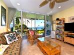 Enjoy the view from living room or lanai
