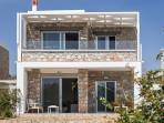 Villa Lithos-Front Side