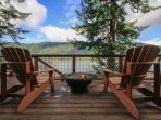 Cabin on Fish Lake