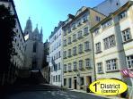 """Santa Maria"" in City Center, 1 district of Vienna"