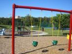 Highgate Park Children's Play Area.