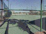 Tennis courts at Summerhouse.