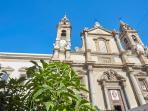 Olivella Church
