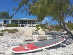 Fantastic Oceanfront Long Bay Beach Villa
