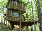 Treehouse, Vermont