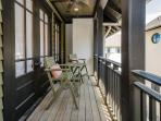 Quiet Side Porch Off Second Floor Hall