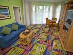 Living Room of Holua side of Moana Loa