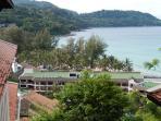 Kata Noi bay from pool
