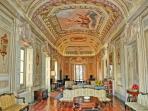 Castle Rental in Tuscany, Montespertoli (Chianti Area) - Il Castello