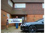 Convertatble Bentley service Is available at St Michaels,  please email us for more information