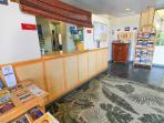 KAUHALE MAKAI, #431 - Front Desk Area