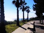 linger along the promenade !