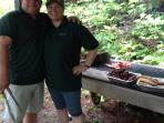 Robbie and Torri- We will Welcome you with southern hospitality/