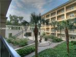Enjoy the Beautiful Courtyard at North Shore Place