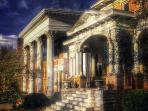 A neighborhood rich with architectural treasures between Mercer & Wesleyan Universities.