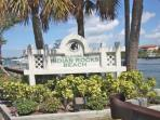 Happy Fiddler-2 Bedroom/2 Bathroom Master Suite Oceanfront Condominium-Indian Rocks Beach, FL