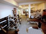 Las Terrazas fitness center
