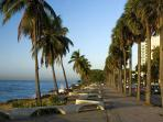Minutes Walk To The Malecon