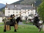 The Scottish Borders are rich in history and tradition.