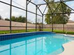 Your own beautiful private pool that can be heated (supplement payable for heat)