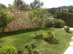 Lovely landscaped gardens surrounding the property. All secure and walled-in.