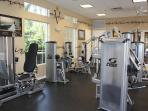The Vasari Fitness Center