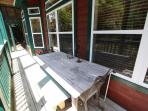 Picnic Table for Outdoor Dining