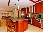 Roy Yamaguchi Designed Kitchen