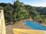 Cacimar House  for 6 - Privacy, Pool, Great Views