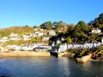 Photos of picturesque Polperro in Cornwall taken within 3-4mins walk of harbourside