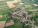 The village, from the sky