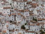 Casares village with its whitewashed houses, winding lanes and famous castle are just a short drive