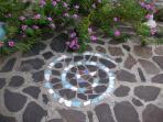 Decoration in the garden