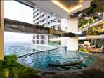 access to amenities, jacuzzi infinity pool