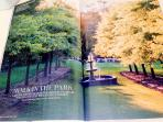 Glenloch has been featured in many magazine articles. This double page was in Country Style Magazine