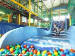 Ball pod activity centre